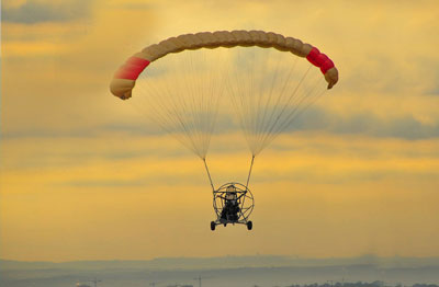 Power Parachute Flying